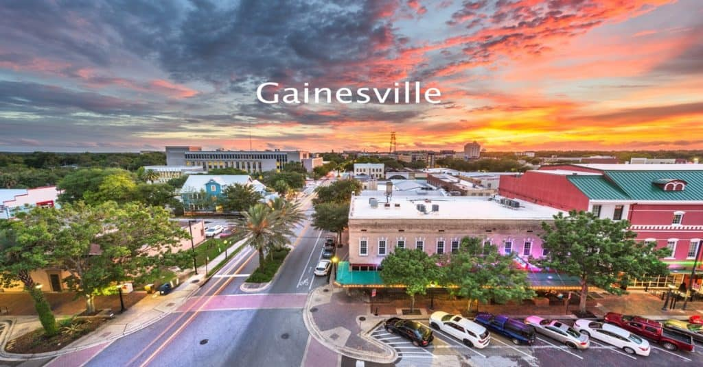 Gainesville, Florida